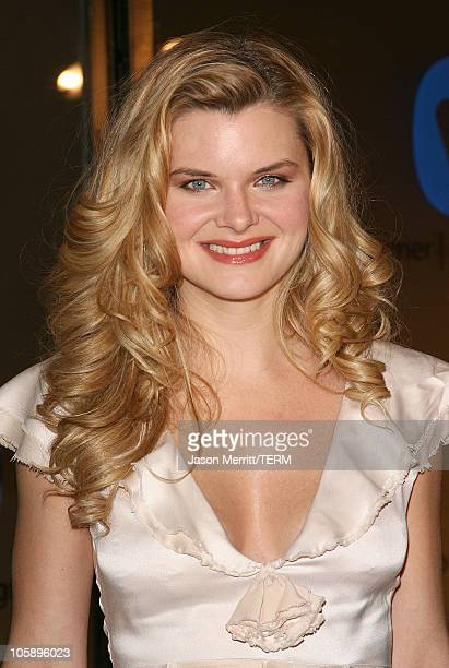 Heather Tom during 2006 Warner Music Group GRAMMY After Party at The Pacific Design Center in Hollywood California United States