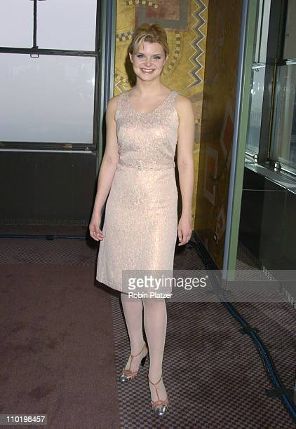 Heather Tom during 31st Annual Daytime Emmy Awards Nominations Announced Live on the 'Today' Show at The Pegasus Suite at the Rainbow Room in New...