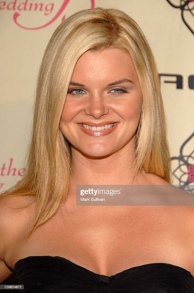 <a gi-track='captionPersonalityLinkClicked' href=/galleries/search?phrase=Heather+Tom&family=editorial&specificpeople=208780 ng-click='$event.stopPropagation()'>Heather Tom</a> during FOX's 'The Wedding Bells' Premiere Party - Arrivals at The Wilshire Ebell Theatre in Los Angeles, California, United States.