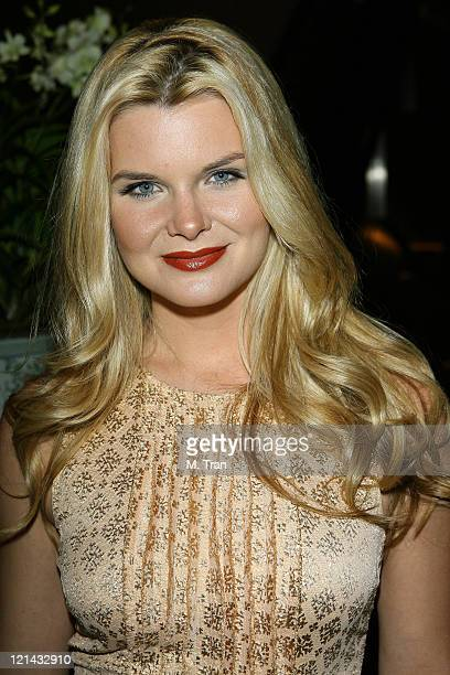 Heather Tom during Planned Parenthood to Celebrate Health Family Freedom for All Gala at Sheraton Universal in Universal City California United States