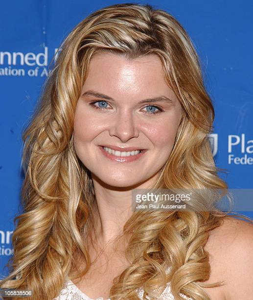 Heather Tom during Pre Emmy Celebration of The Women of Daytime Television at Private residence in Glendale California United States