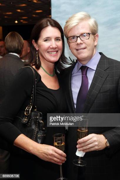 Heather Williams and Joseph Murray attend ELSA PERETTI Celebrates 35 Years with TIFFANY Co at Tiffany Co on December 10 2009 in New York City
