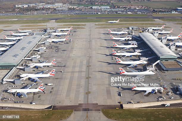 Heathrow Airport, London, UK