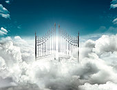 hope through the gate in heaven