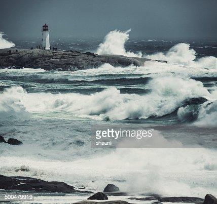 Heaving Seas of Arthur