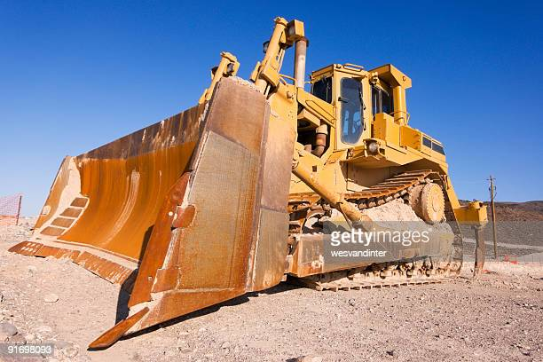 Heavy Equipment Bulldozer