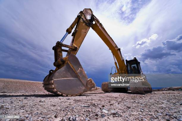 Heavy Equipment Hydraulic Excavator