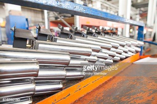 heavy metallugriya. easy metallurgy. work with metal. : Foto de stock