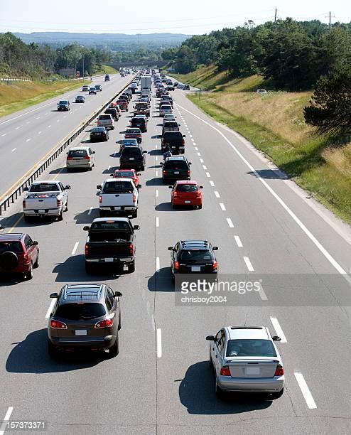 Lourd trafic