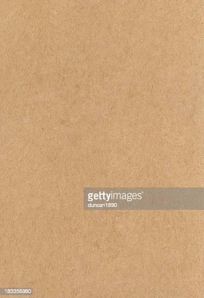 重たい茶色の紙の質感