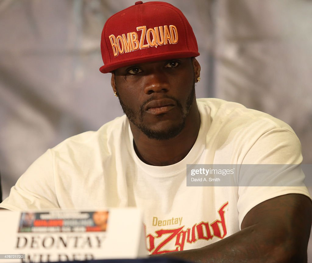 Deontay Wilder V Eric Molina News Conference