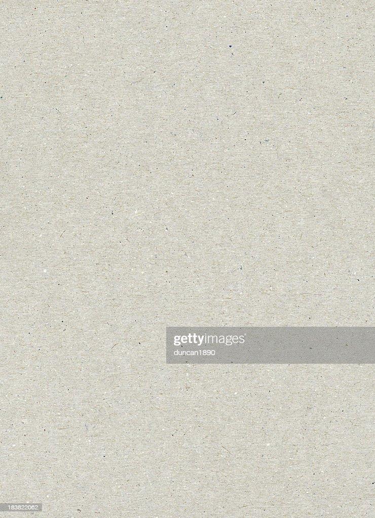 Heavyweight Grey Paper Card