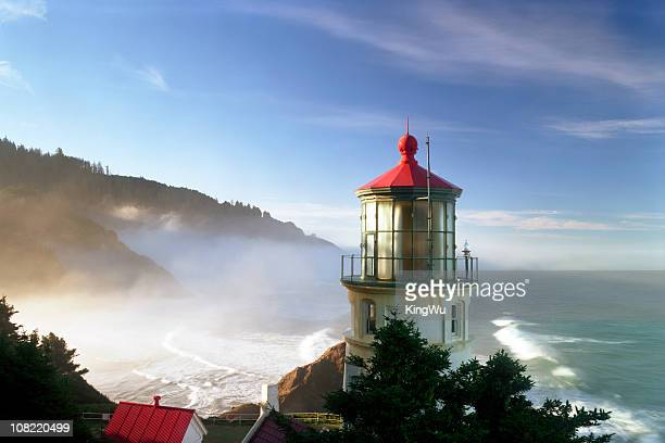 Faro di Heceta Head Lighthouse