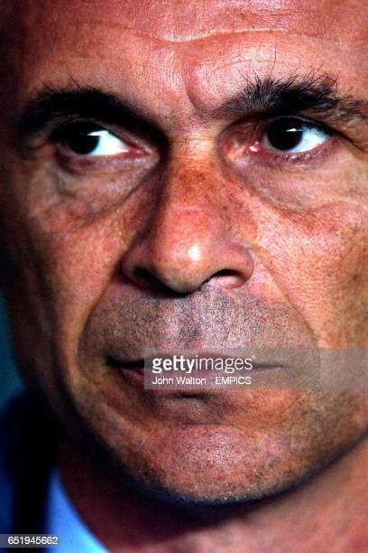 Hector Cuper Inter Milan coach