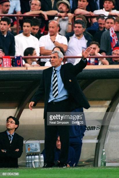 Hector Cuper Valencia Coach