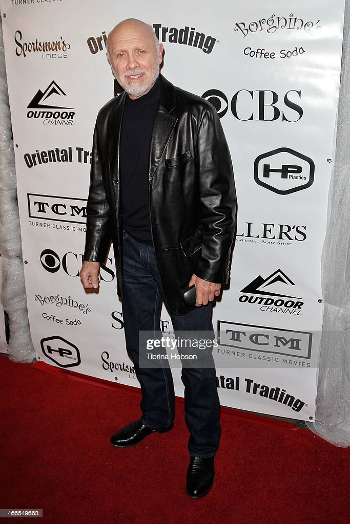 Hector Elizondo attends the 2nd annual Borgnine movie star gala honoring actor Joe Mantegna at Sportman's Lodge on February 1, 2014 in Studio City, California.
