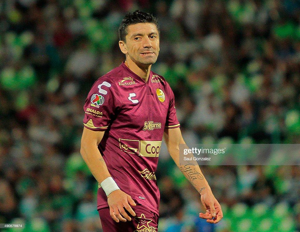 Santos Laguna v Dorados de Sinaloa - Apertura 2015 Liga MX