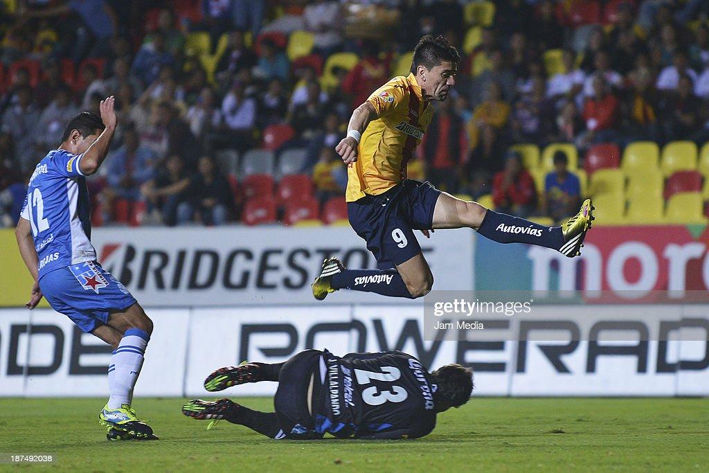 Morelia v Puebla- Apertura 2013 Liga MX