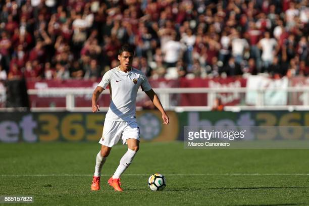 Hector Moreno of As Roma in action during the Serie A football match between Torino Fc and As Roma As Roma wins 10 over Torino Fc