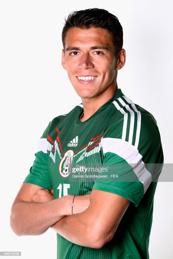 Mexico portraits 2014 fifa world cup brazil getty images - Hector santos ...