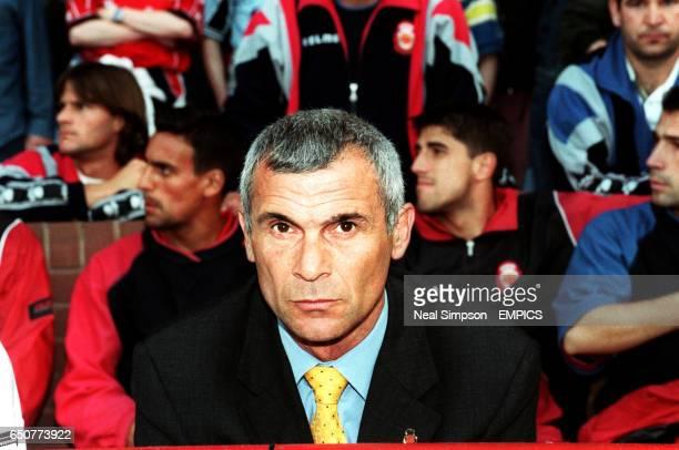 Hector Raul Cuper Real Mallorca coach