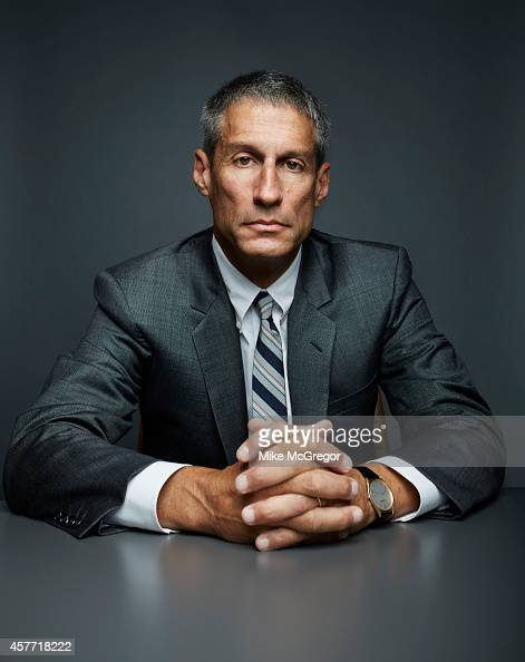 Hedgefund manager Richard C Perry is photographed for Institutional Investor Magazine on July 22 2014 in New York City PUBLISHED COVER