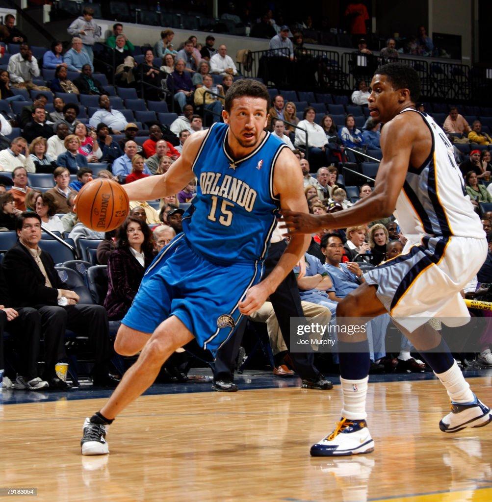 Orlando Magic v Memphis Grizzlies s and