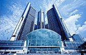 Downtown Detroit GM Hedquarter