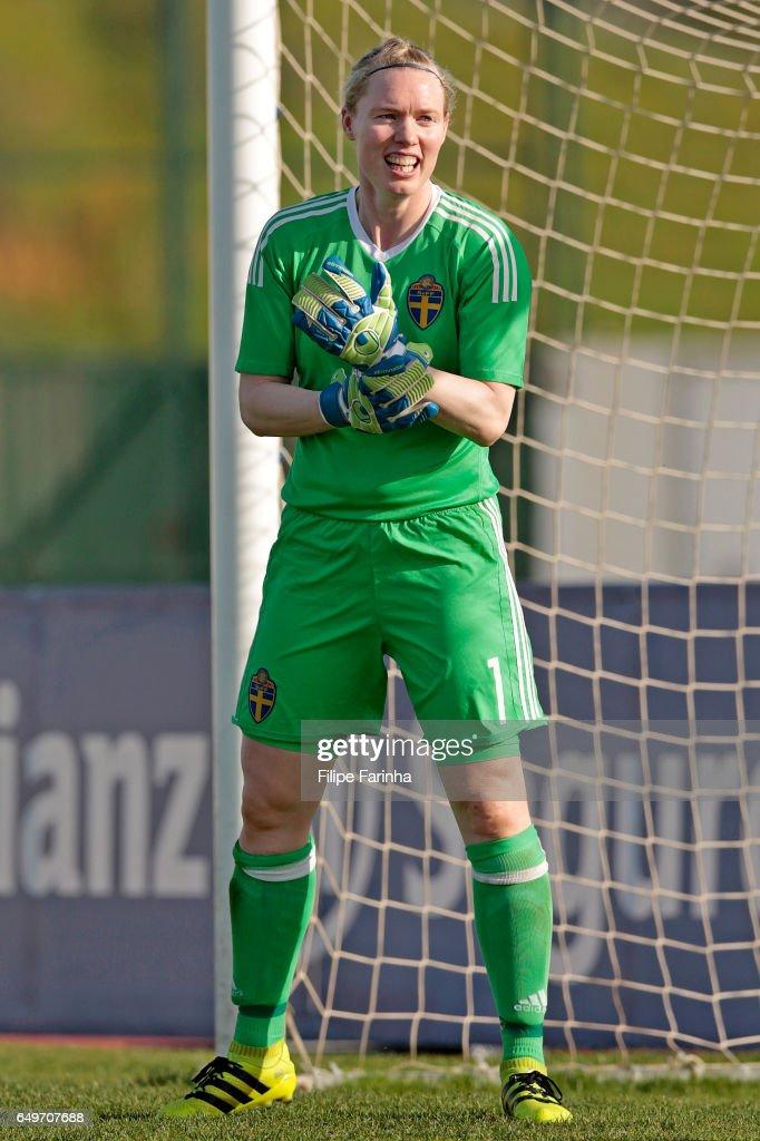 Sweden v Netherlands- Women's Algarve Cup