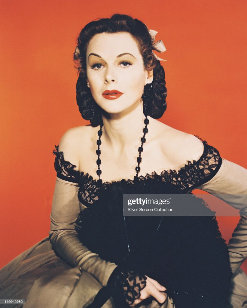 Hedy Lamarr Getty Images
