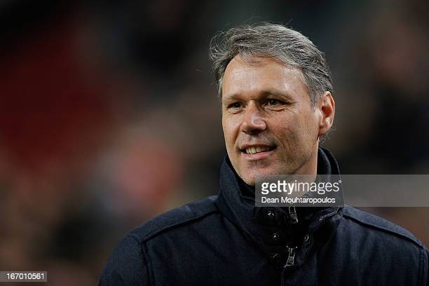 Marco Van Basten Stock Photos and Pictures