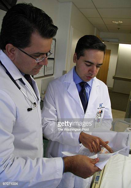 September 06 2007 CREDIT James M Thresher / TWP Silver Spring MD Hopitalists at Holy Cross Hospital Hopitalists at Holy Cross Hospital Dr Ahmed Nawaz...