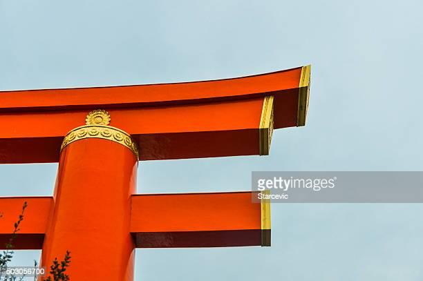Heian Shrine - Kyoto, Japan