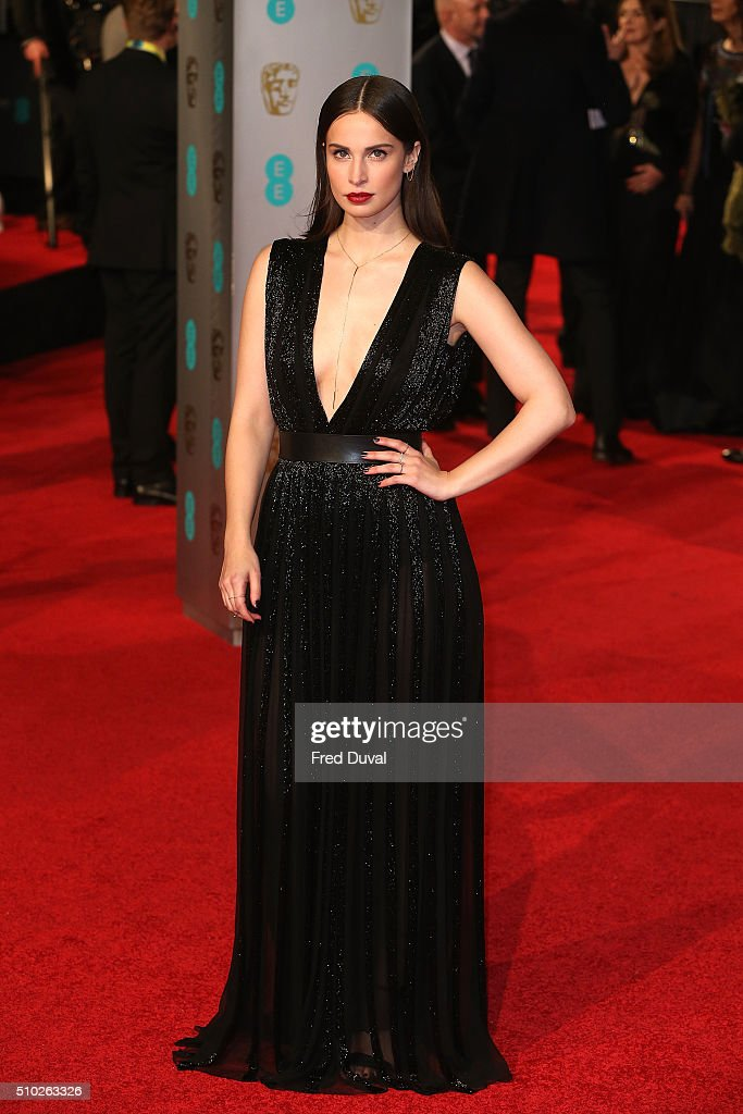 <a gi-track='captionPersonalityLinkClicked' href=/galleries/search?phrase=Heida+Reed&family=editorial&specificpeople=13833942 ng-click='$event.stopPropagation()'>Heida Reed</a> attends the EE British Academy Film Awards at The Royal Opera House on February 14, 2016 in London, England.