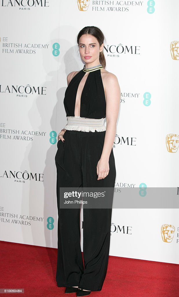 <a gi-track='captionPersonalityLinkClicked' href=/galleries/search?phrase=Heida+Reed&family=editorial&specificpeople=13833942 ng-click='$event.stopPropagation()'>Heida Reed</a> attends the Lancome BAFTA nominees party at Kensington Palace on February 13, 2016 in London, England.