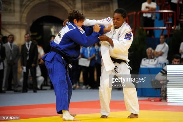 Heide WOLLERT / Audrey TCHEUMEO 78kg Championnats du Monde de Judo 2011 Paris