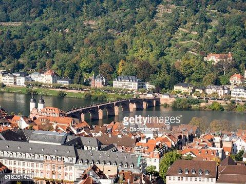 Heidelberg Bridge : Stock Photo