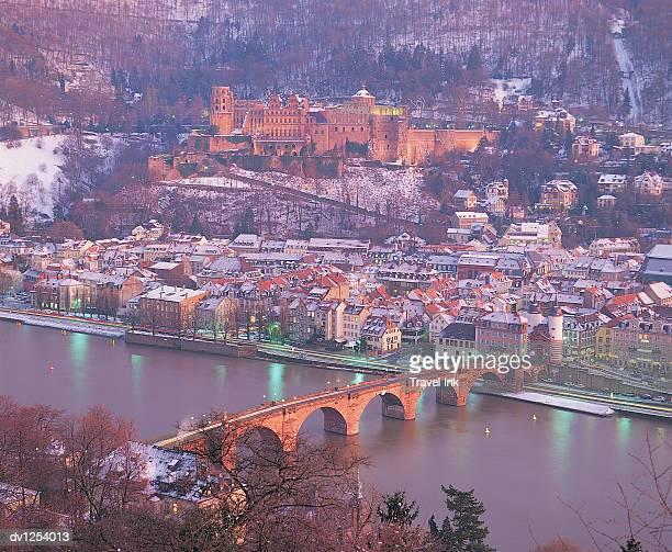 Heidelberg Castle, Heidelberg, Baden Wurttemberg, Germany