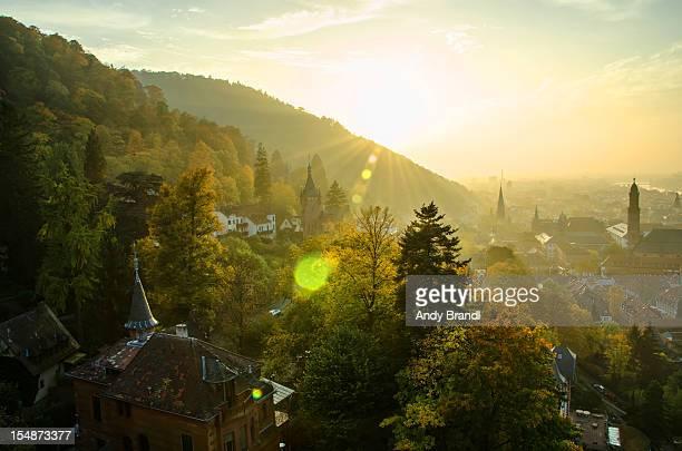 Heidelberg - Light of Autumn