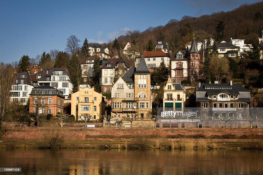 Heidelberg, Neuenheim : Stock Photo