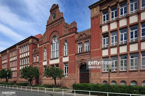HeidelbergNeuenheim Johannes Kepler middle school Moenchhof basic school school building art nouveau