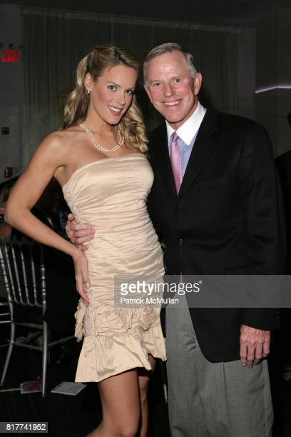 Heidi Albertsen and Al Nickel attend THE ORTHOPAEDIC FOUNDATION FOR ACTIVE LIFESTYLES' 6TH YEAR ANNIVERSARY at Espace 42nd Street on October 26th...