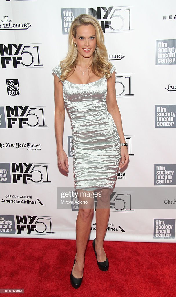 Heidi Albertsen attends the Closing Night Gala Presentation Of 'Her' during the 51st New York Film Festival at Alice Tully Hall at Lincoln Center on October 12, 2013 in New York City.