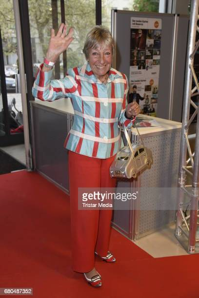 Heidi Hetzer attends the Victress Awards Gala 2017 on May 8 2017 in Berlin Germany