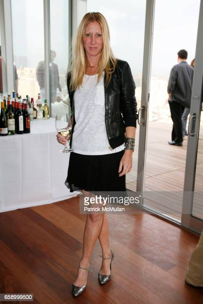Heidi Kelso attends THE COOPER SQUARE HOTEL MINIBAR EXCLUSIVES UNVEILING at Cooper Square Hotel Penthouse on April 21 2009 in New York City