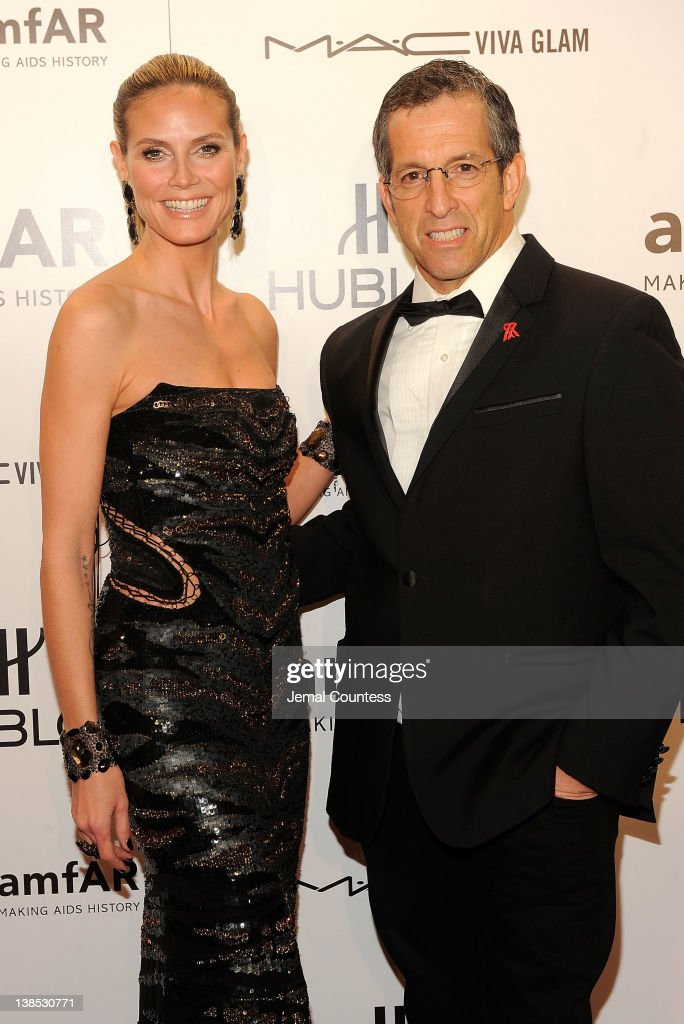 <a gi-track='captionPersonalityLinkClicked' href=/galleries/search?phrase=Heidi+Klum&family=editorial&specificpeople=178954 ng-click='$event.stopPropagation()'>Heidi Klum</a> and Kenneth Cole attend the amfAR New York Gala To Kick Off Fall 2012 Fashion Week at Cipriani Wall Street on February 8, 2012 in New York City.