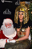Heidi Klum attends SVEDKA Vodka and smartwater present Heidi Klum's Haunted Holiday Party benefitting The American Red Cross at FINALE Nightclub on...