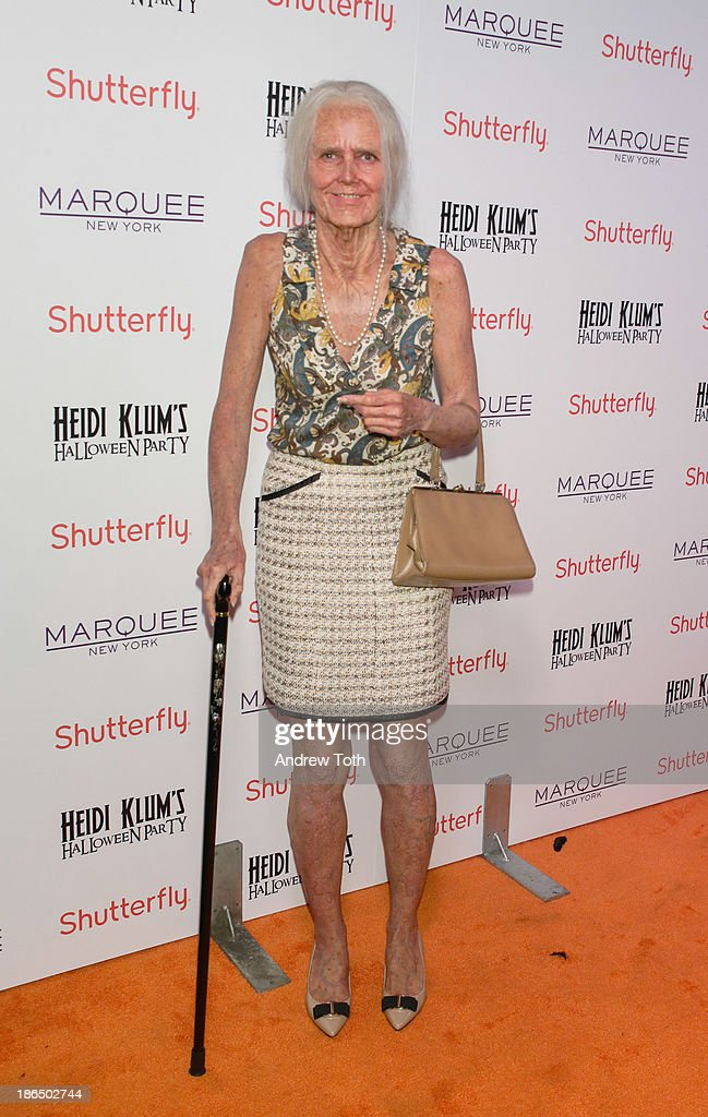 <a gi-track='captionPersonalityLinkClicked' href=/galleries/search?phrase=Heidi+Klum&family=editorial&specificpeople=178954 ng-click='$event.stopPropagation()'>Heidi Klum</a> attends the 2013 <a gi-track='captionPersonalityLinkClicked' href=/galleries/search?phrase=Heidi+Klum&family=editorial&specificpeople=178954 ng-click='$event.stopPropagation()'>Heidi Klum</a> Halloween Party at MarqueeTheatre on October 31, 2013 in New York City.