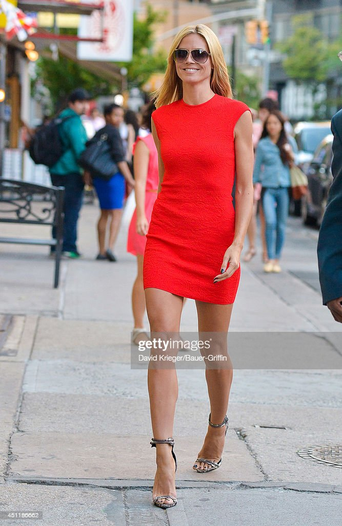 <a gi-track='captionPersonalityLinkClicked' href=/galleries/search?phrase=Heidi+Klum&family=editorial&specificpeople=178954 ng-click='$event.stopPropagation()'>Heidi Klum</a> is seen in New York City on June 24, 2014 in New York City.