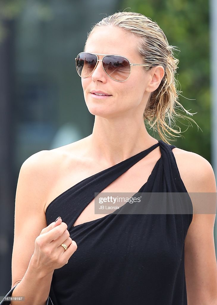 <a gi-track='captionPersonalityLinkClicked' href=/galleries/search?phrase=Heidi+Klum&family=editorial&specificpeople=178954 ng-click='$event.stopPropagation()'>Heidi Klum</a> is seen on April 30, 2013 in Los Angeles, California.